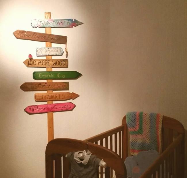 literary-signpost-nursey-decoration-idea-decor