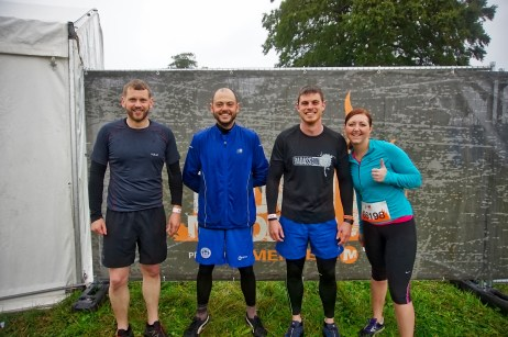Tough Mudder North West 2017