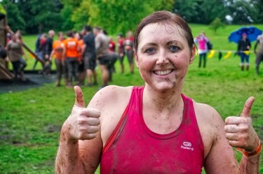 Tough Mudder North West 2017 Sara Happy