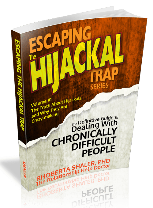 The Definitive Guide to Dealing with Chronically Difficult People