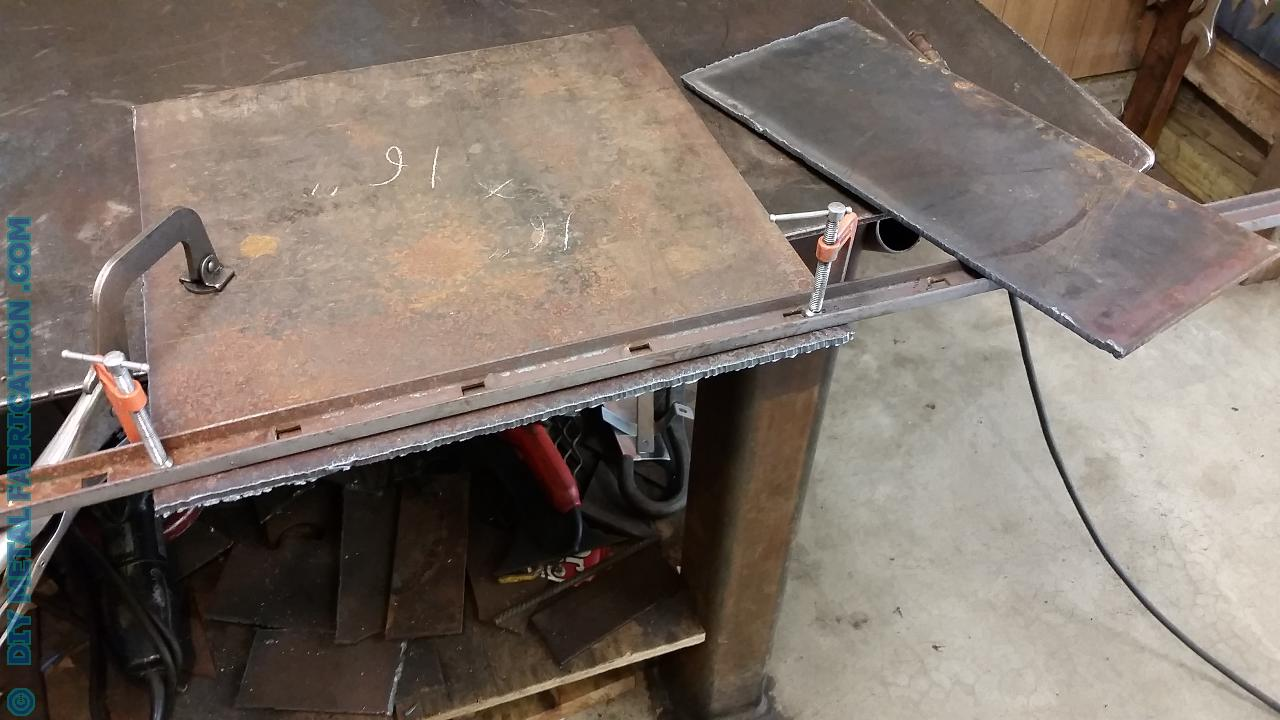 Rusty Fire Pit Rebuild Part 1 Diy Metal Fabrication Com