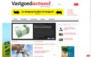 Homepage VastgoedActueel Nieuwe Site