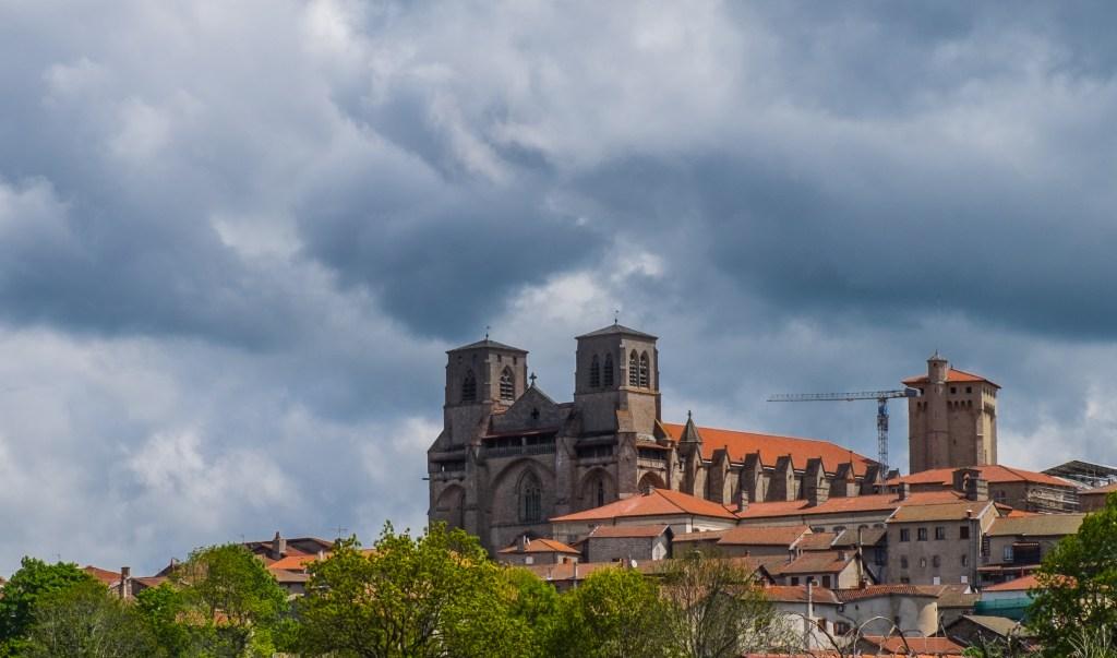 Abbey La Chaise Dieu Auvergne