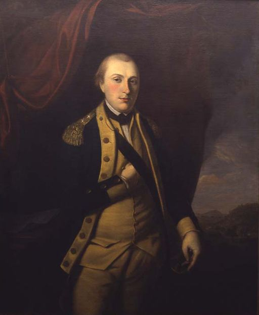 Charles Willson Peale [Public domain], via Wikimedia Commons