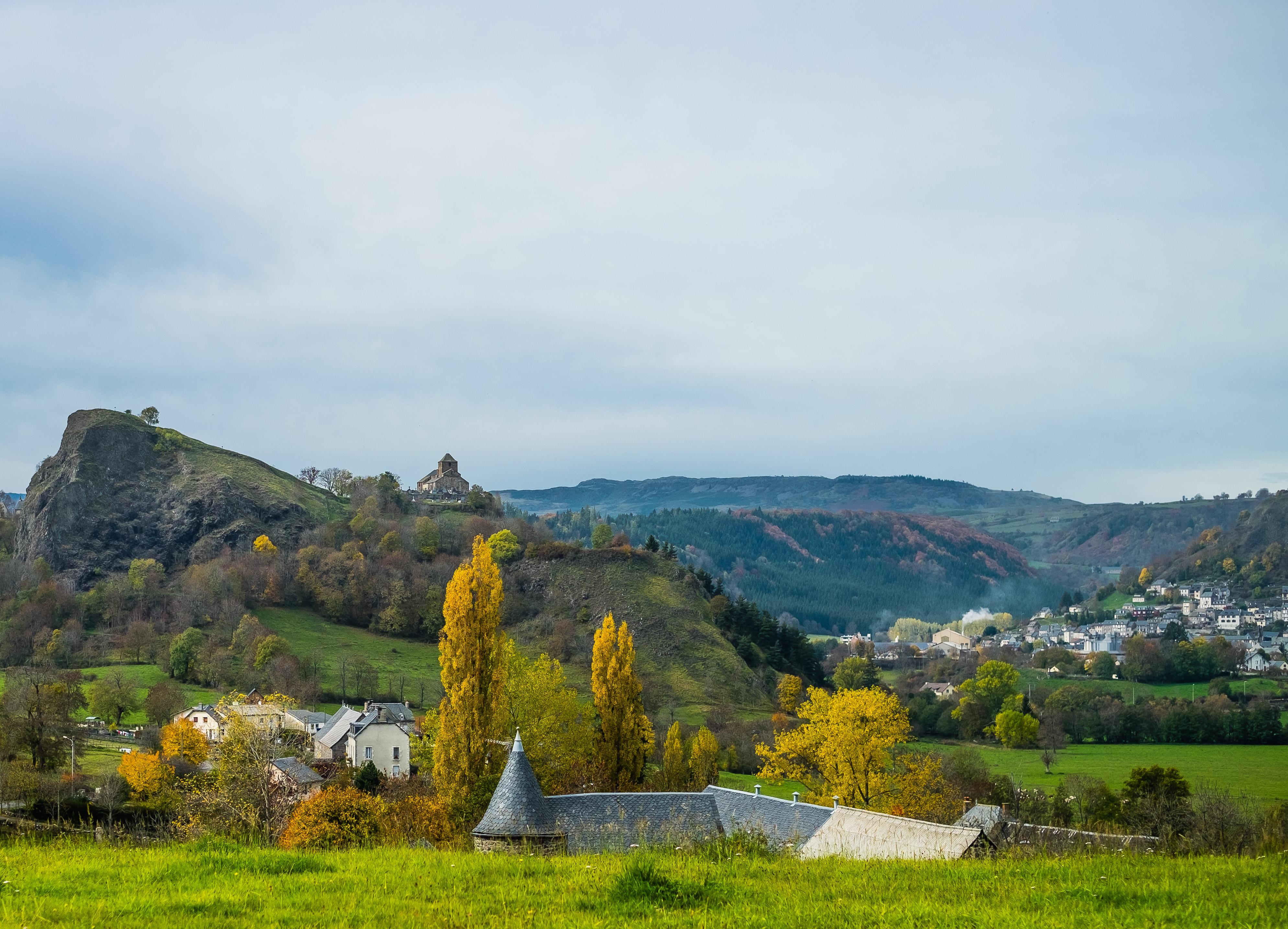 Cantal - Deep Heart of France