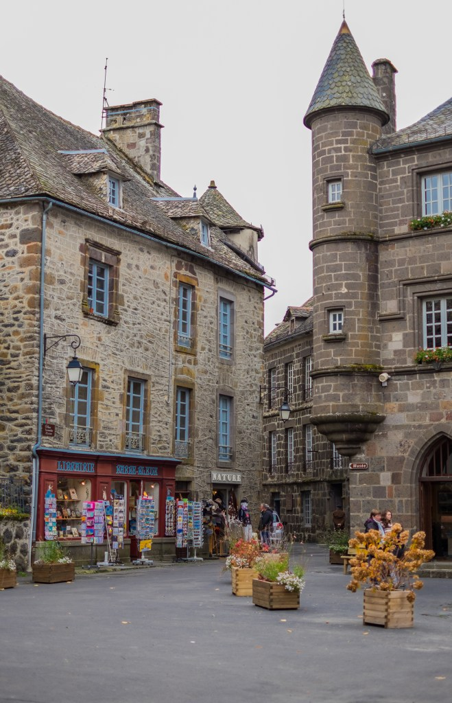 Salers Cantal - Deep Heart of France