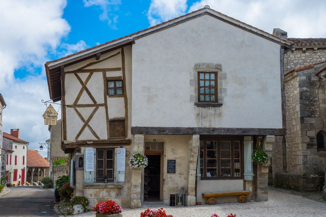 "Charroux, in Auvergne, IS one of the ""most beautiful"""