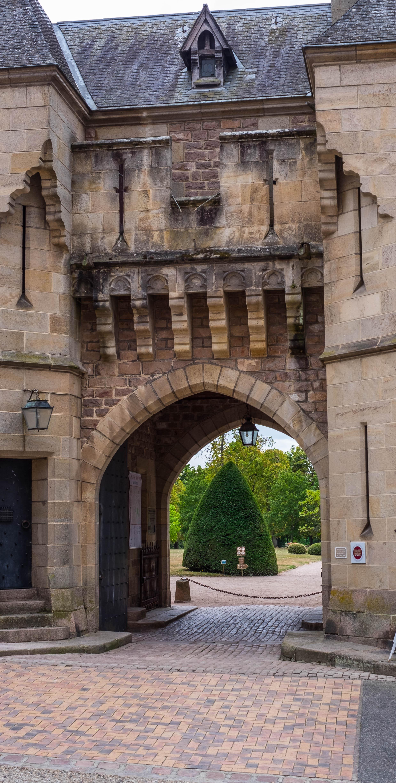 Castles - Central France