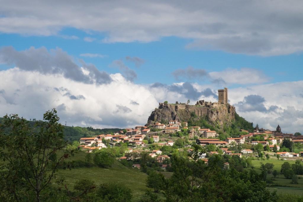 Polignac - Auvergne - Central France