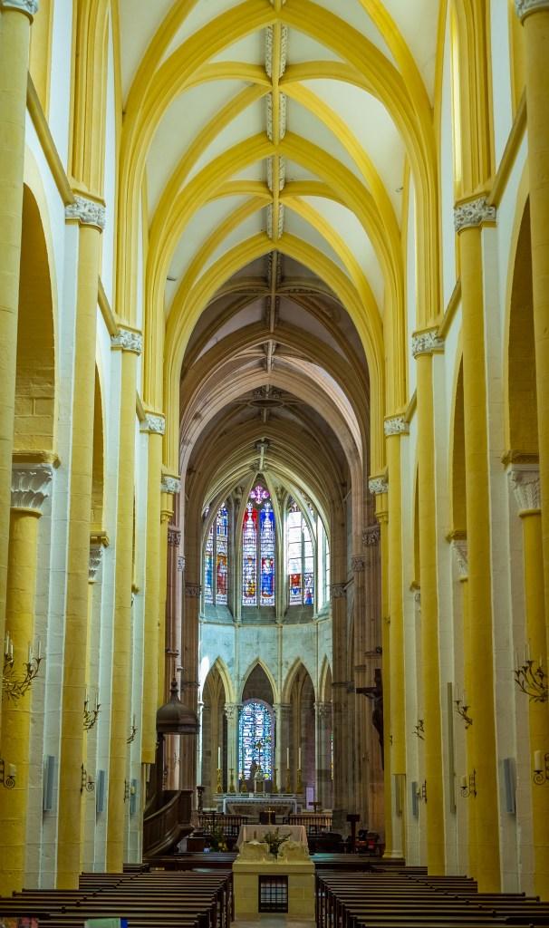 Souvigny - Allier - Bourbonnais - Deep Heart of France
