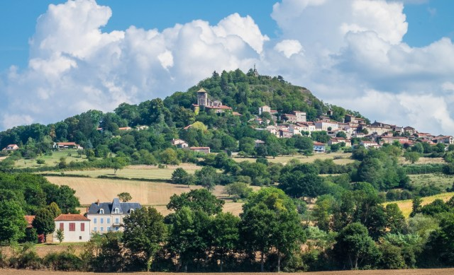 Usson - Deep Heart of France