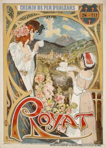 Royat Auvergne