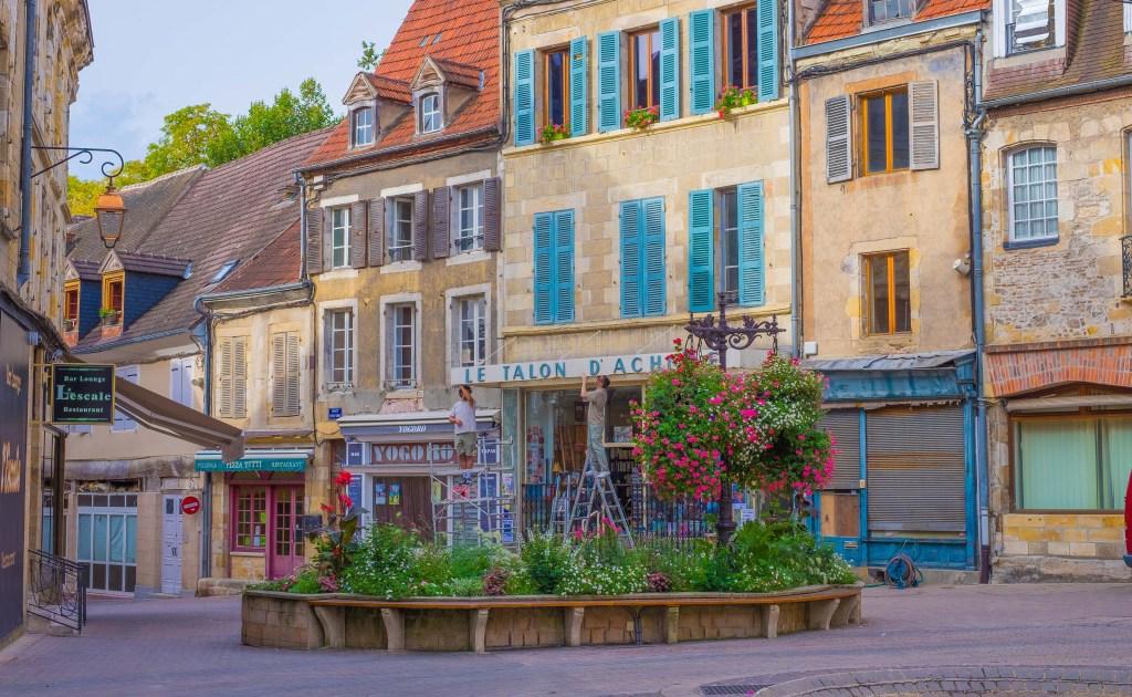 Montluçon Bourbonnais Auvergne