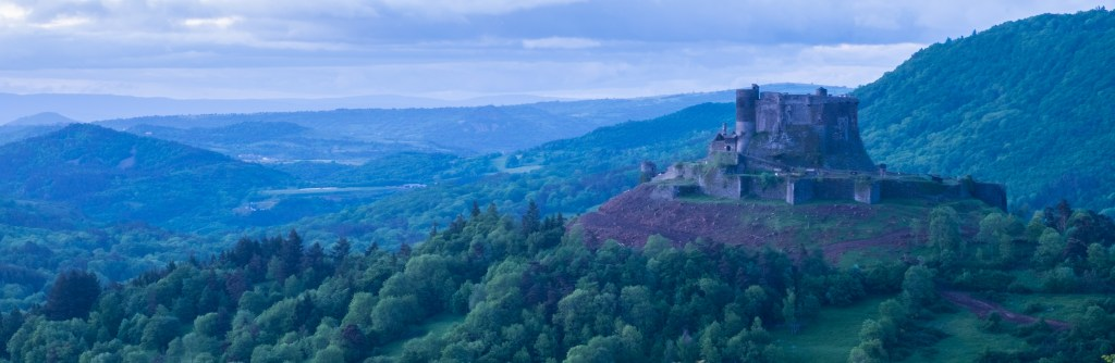 Chateau Cantal Auvergne
