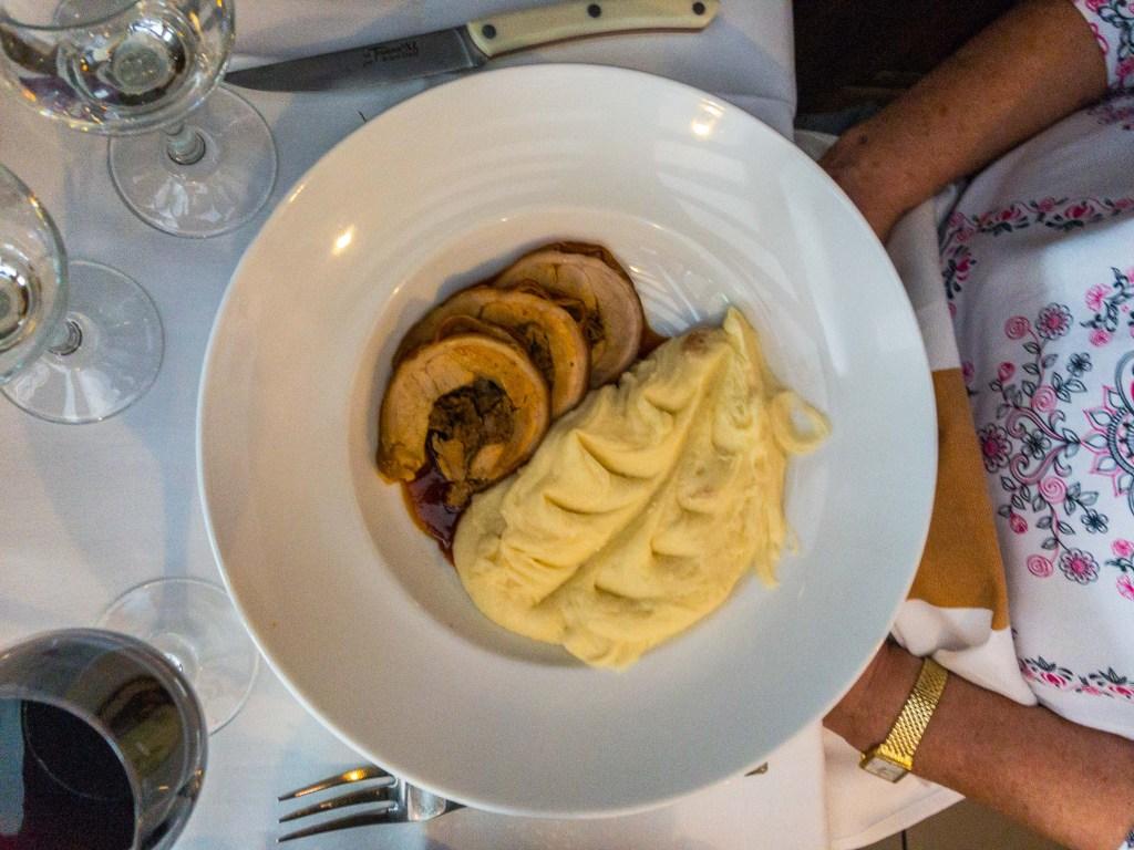 Comfort food Auvergne recipe