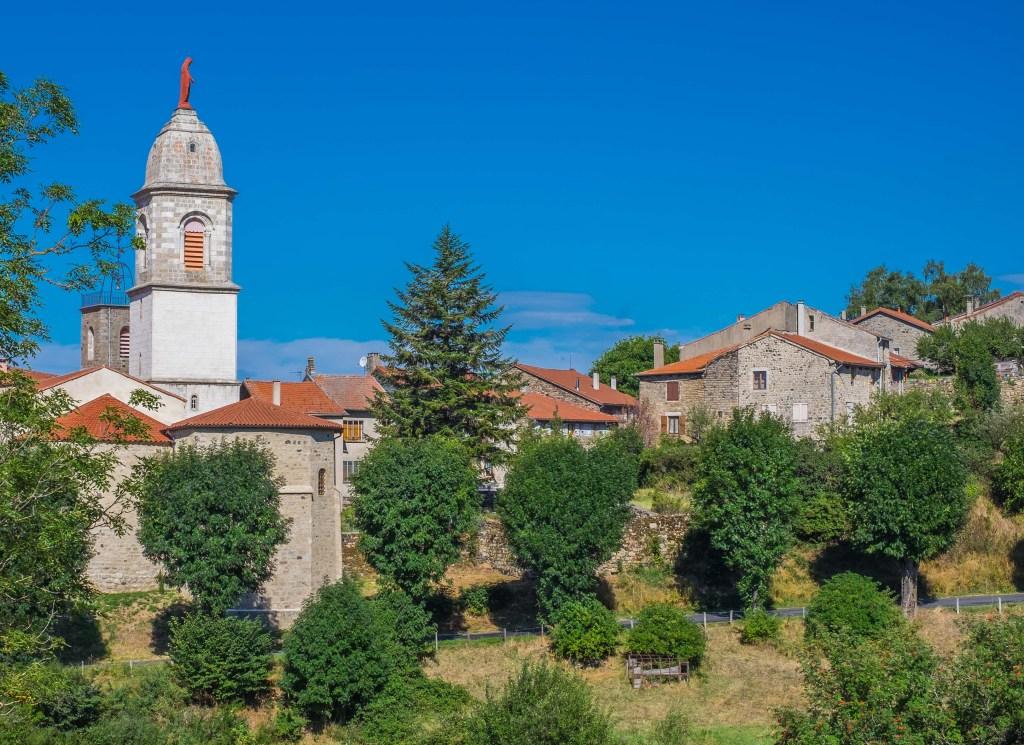 Paradelles Auvergne Most Beautiful Village France