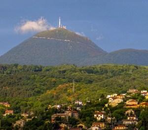 France Auvergne Puy de Dome Volcano