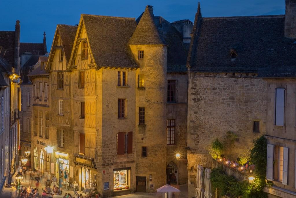 Sarlat-la-Canéda Sarlat Dordogne Perigord France Europe