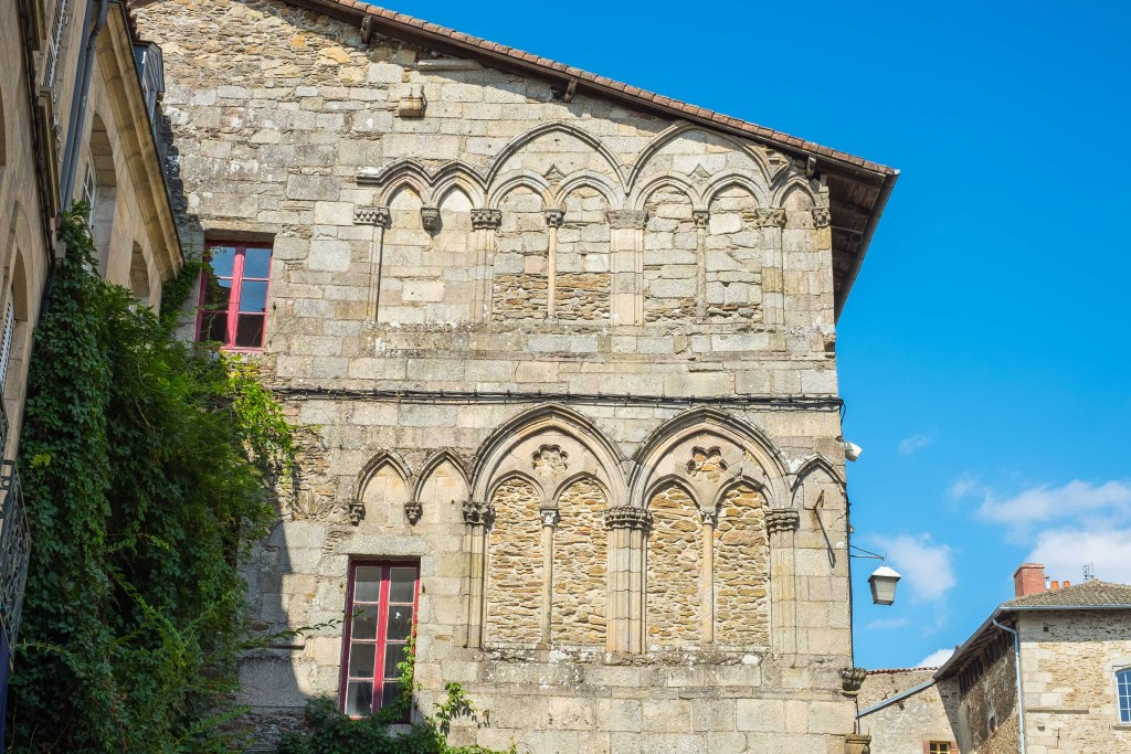 Saint-Léonard-de-Noblat Saint-Leonard France Haut-Vienne Limousin Nouvelle-Aquitaine Romanesque Medieval French Travel