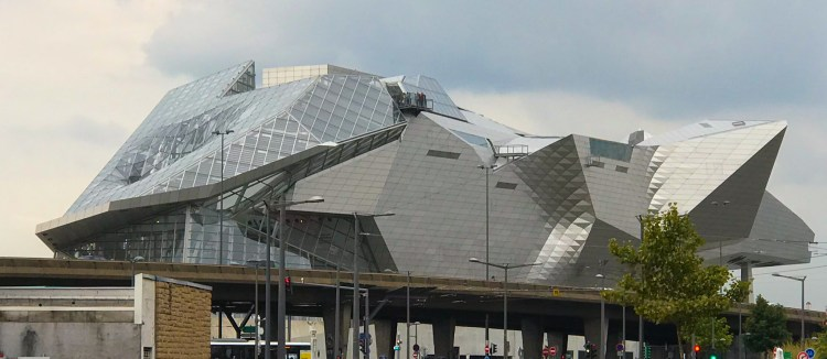 Museum Confluences Lyon France