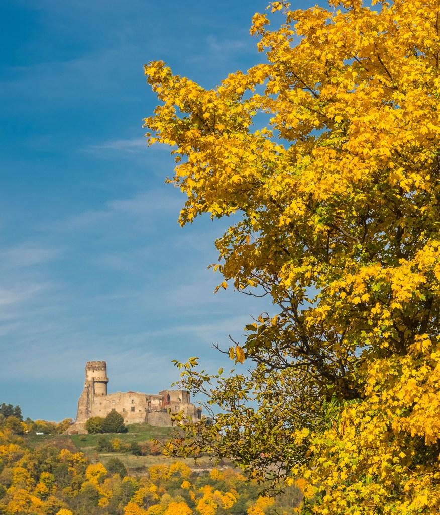 Tournoel Castle Chateau Auvergne France