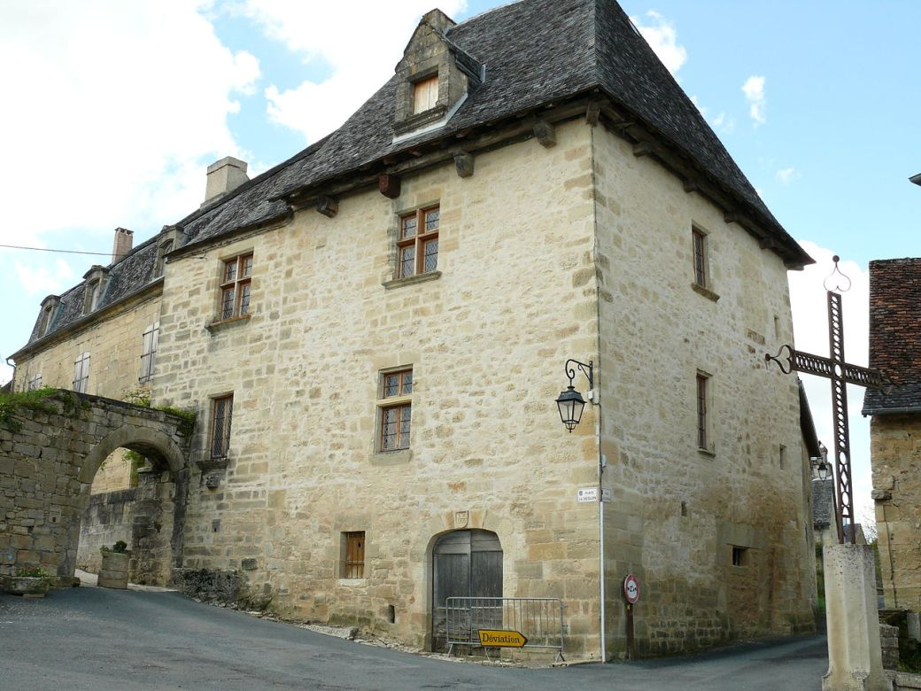 Saint-Robert France Correze