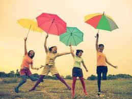 Energized Umbrellas