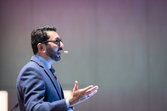 Dr. Rahul Choudaha - global higher education international students keynote plenary speaker