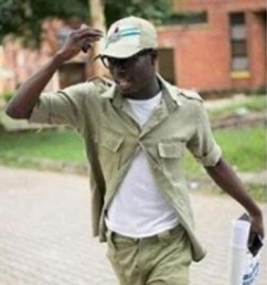 Fast-rising comedian, Adeshina 'Ibadan' Damilola dies few weeks to the end of his NYSC