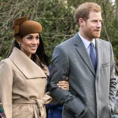Sir Elton John was 'astonished' by Prince Harry and Meghan Markle's decision to quit their senior royal duties