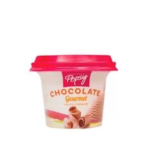 Helado Popsy chocolate gourmet Vasito x60g