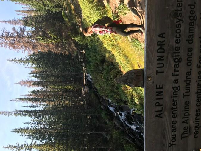 Chasm Lake