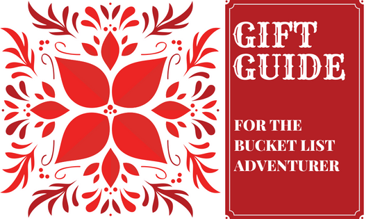 85adcd5d94 Gift Guide for the Bucket List Adventurer - The Bucket List Project