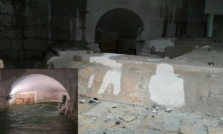 انقطاع المياه في دمشق ، مياه الشام في خطر