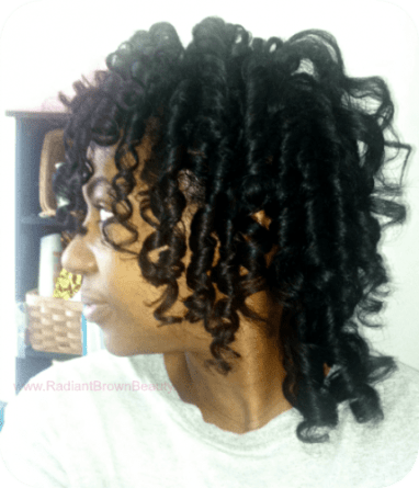 spiral curls natural hair