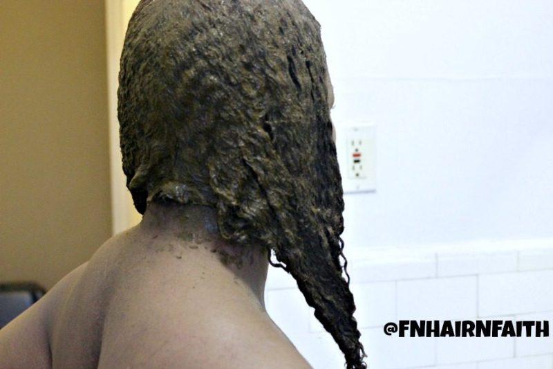 Henna Fine Natural Hair