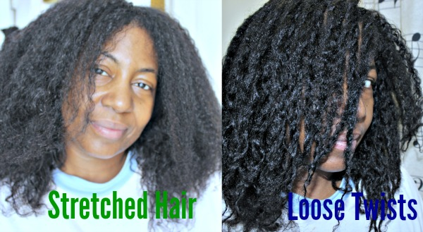Get Look Loose Twists Protective Style