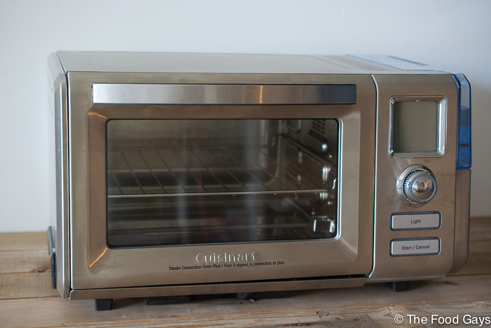 Cuisinart steam convection oven review giveaway for Steam fish in oven