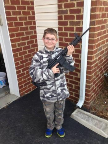Dad: This Picture of My Son Holding a Gun Triggered a Visit from NJ Police, Family Services