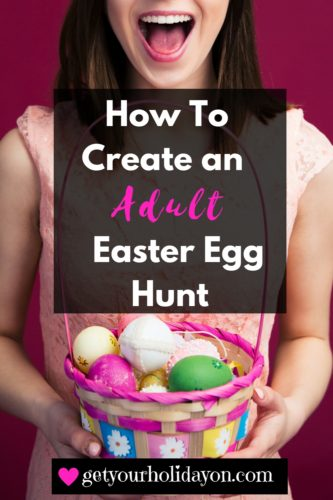 Tips and Ideas on what to put in adult Easter egg hunt! Planning an Adult Only Easter Egg Hunt, Easter Celebration, Activities for Adult parties, Adult Party Favors. These awesome ideas will get the party laughing all night! #easter #easteregghunt #egg #eastereggfillers