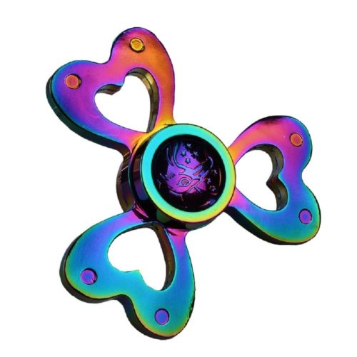 Heart Fidget Spinner