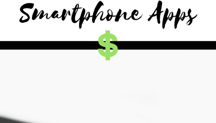 Save Money With Smartphone Apps