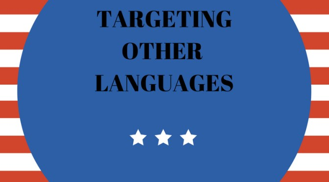 You Can Boost The Visitors To Your Blog or Videos By Targeting Other Languages
