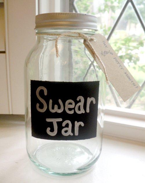 hello dad - swear jar