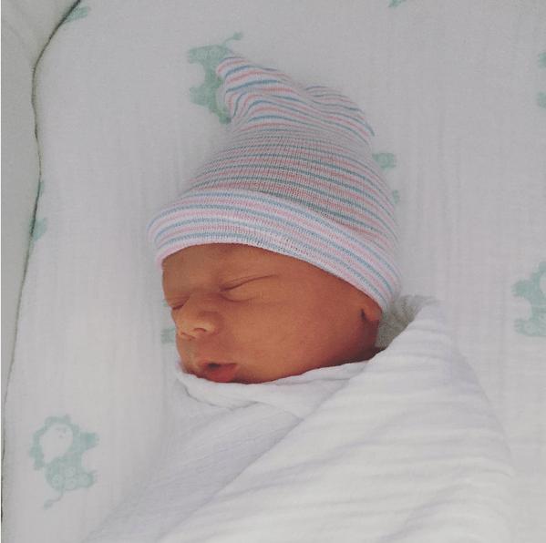 Hello Dad baby