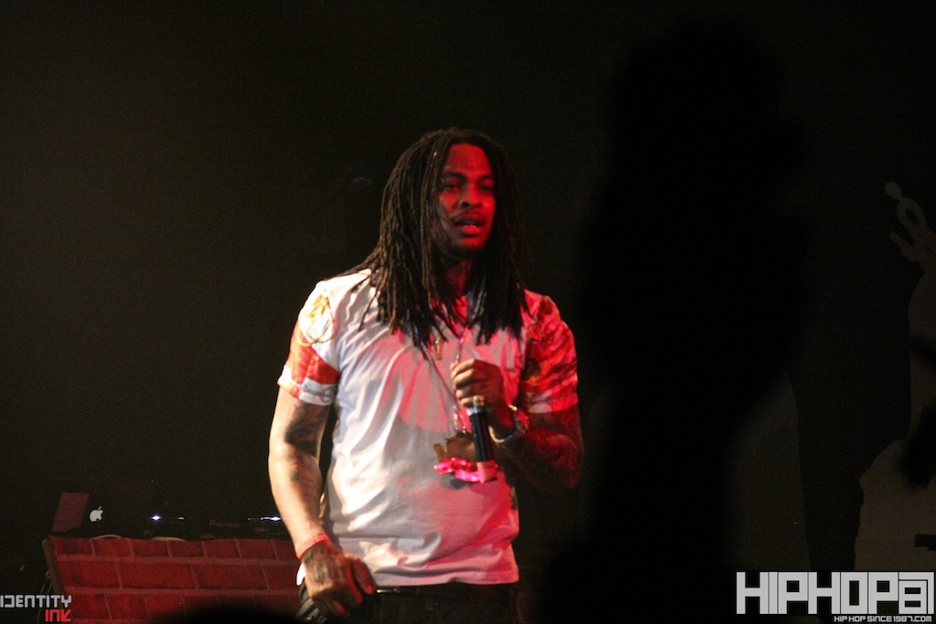 Waka Flocka Friends, Fans, & Family Tour Philly (Photos) 10-10-12