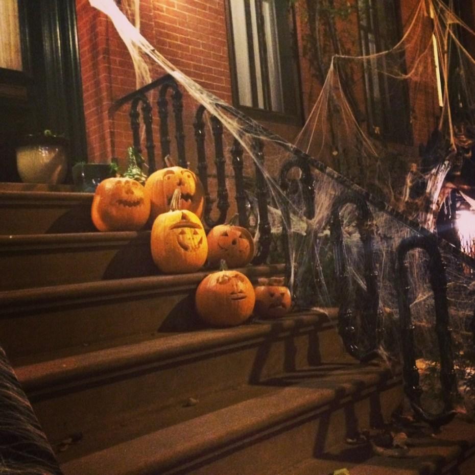 Halloween décoration extérieure