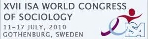 Conferences: 17th World Congress of Sociology