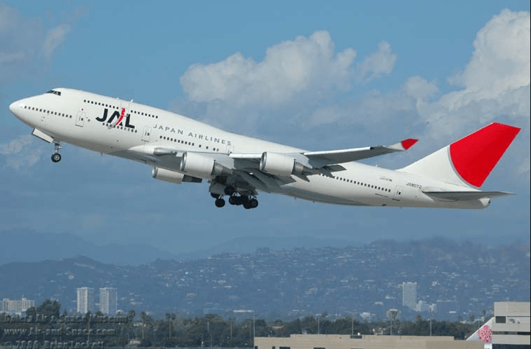 Japan airlines fails to safeguard customer data