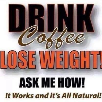 Lose Weight by Drinking Coffee!